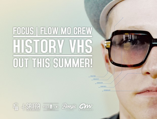 Focus History VHS promopic