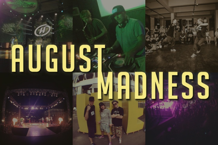 augustmadness